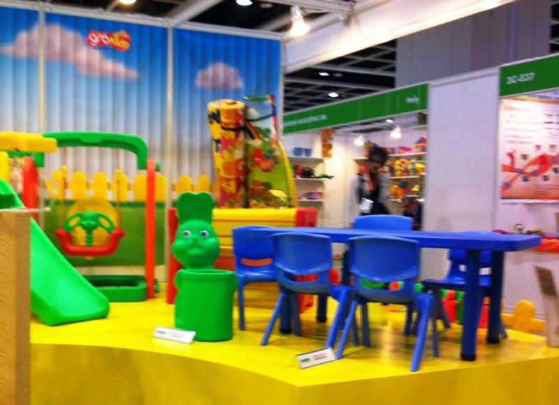Hong Kong Toys Fair