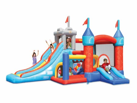 13 In 1 Bouncing Castle Outdoor Play Equipments Delhi NCR