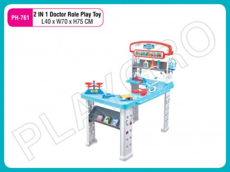 2 In 1 Docter Role Play Set Activity Toys Delhi NCR