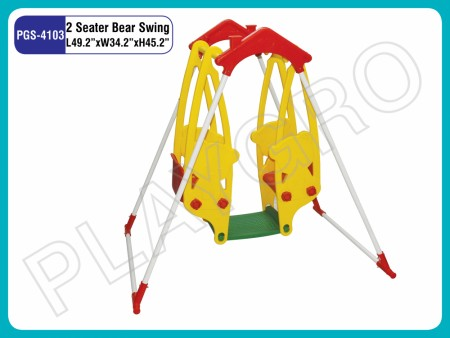 2 Seater Bear Swing Swings Delhi NCR