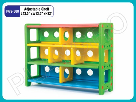 Adjustable Shelf Indoor School Play Essentials Delhi NCR