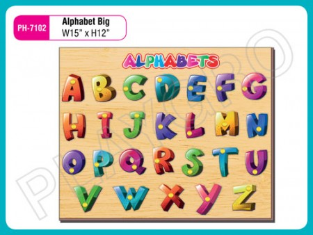 Alphabet Big Activity Toys Delhi NCR