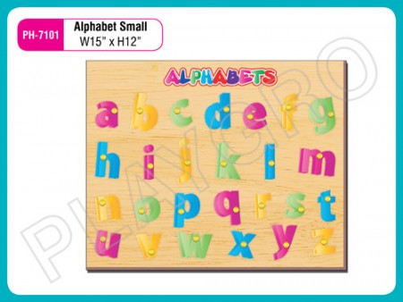 Alphabet Small Activity Toys Delhi NCR