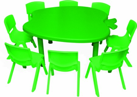 Apple Table Junior School Furniture Delhi NCR