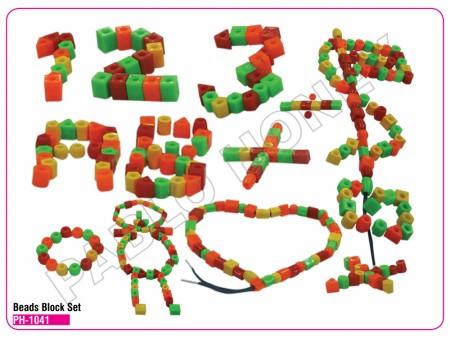 Beads Block Set Educational Toys Delhi NCR