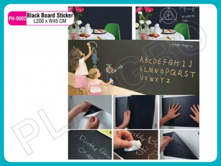 Black Board Sticker Activity Toys Delhi NCR