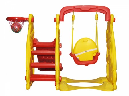 Bunny Wavy Combo Indoor Play Equipments Delhi NCR