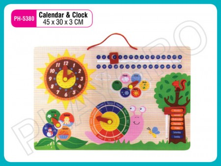 Calendar & Clock Activity Toys Delhi NCR