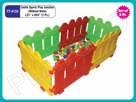 Castle Sports Play Junction Indoor School Play Essentials Delhi NCR