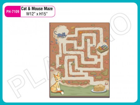 Cat & Mouse Maze Activity Toys Delhi NCR