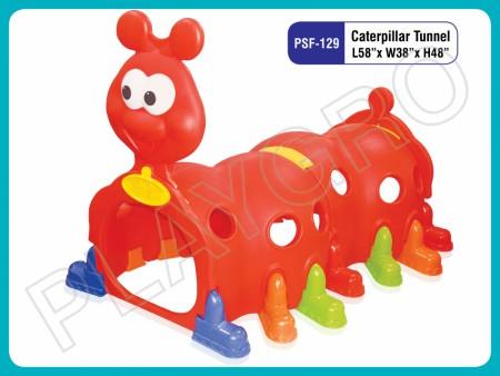 Caterpillar Tunnel Indoor Play Equipments Delhi NCR