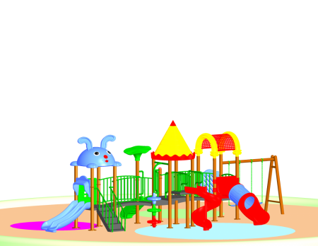 Circus Playcentre Outdoor Play Equipments Delhi NCR
