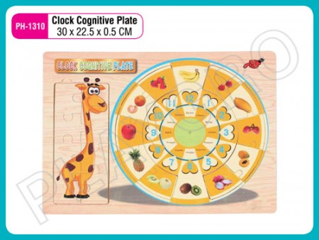 Clock  Cognitive Plate Activity Toys Delhi NCR