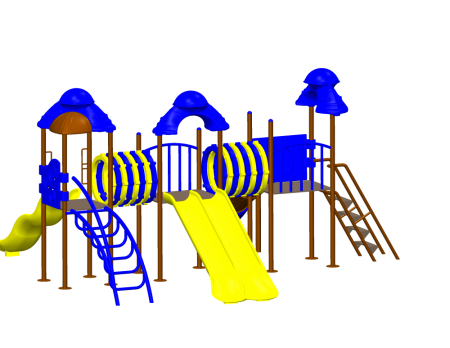 Club House Playzone Outdoor Play Equipments Delhi NCR