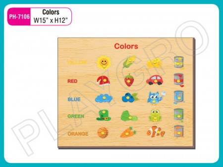 Colors Activity Toys Delhi NCR