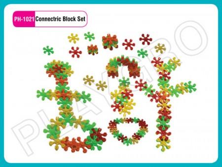 Connectric Block Set Educational Toys Delhi NCR