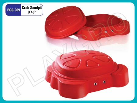Crab Sand Pit Indoor Play Equipments Delhi NCR