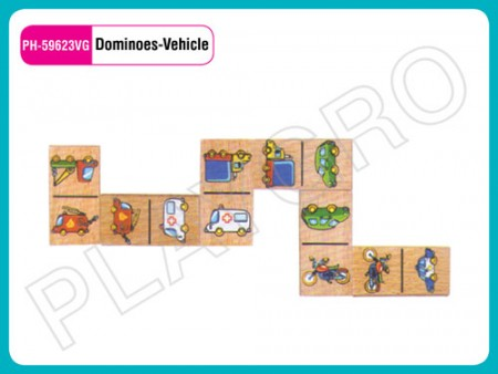 Dominoes Vehicle Activity Toys Delhi NCR