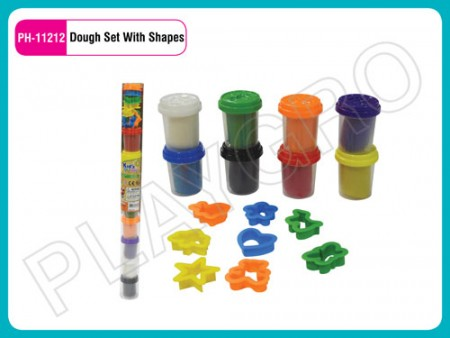 Dough Set With Shapes Activity Toys Delhi NCR