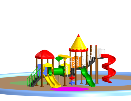 Dream Castle Playcentre Outdoor Play Equipments Delhi NCR