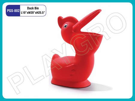 Duck Bin Indoor School Play Essentials Delhi NCR