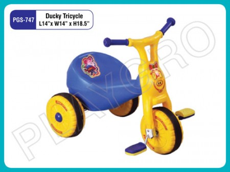 Ducky Tricycle Ride on & Rockers Delhi NCR