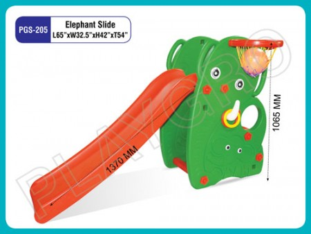 Best Elephant Slide Manufacturer in Delhi NCR