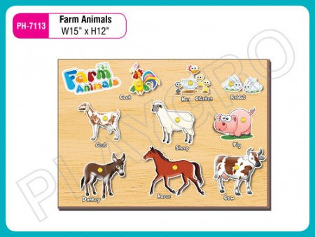 Farm Animals Activity Toys Delhi NCR