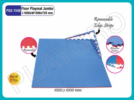 Floor Mat Jumbo (Set Of 2 Pcs.) Indoor Floor Mats Delhi NCR