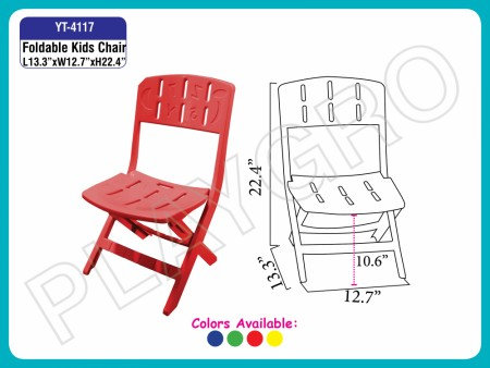 Foldable Kids Chair Junior School Furniture Delhi NCR