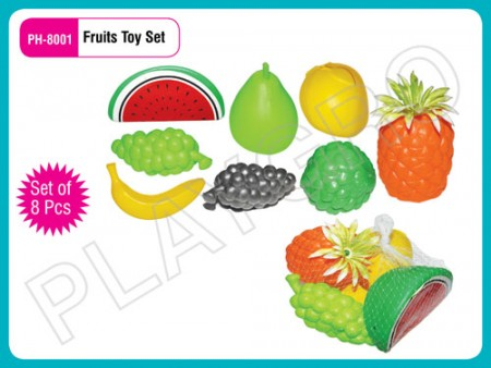 Fruits Toy Set Activity Toys Delhi NCR