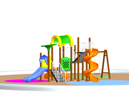 Fun Playcentre Maxi Outdoor Play Equipments Delhi NCR