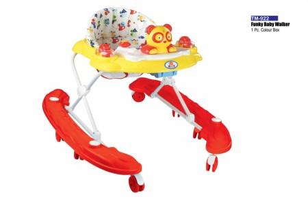 Funky Baby Walker With Push Handle Walker Delhi NCR
