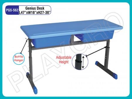 Genius Desk (Only Desk) School Furniture Delhi NCR