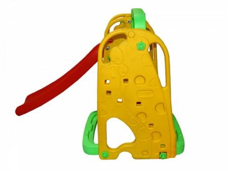 Best Giraffe Slide W Swing - Slides- swing Combo Manufacturer in Delhi NCR