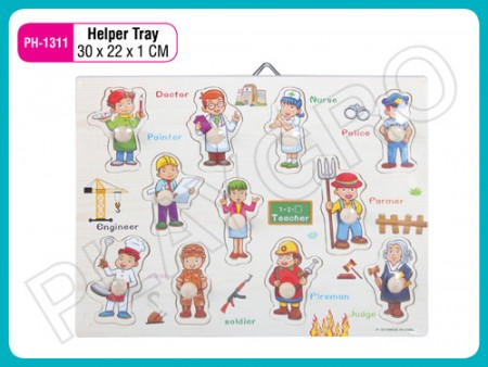 Helper Tray Activity Toys Delhi NCR