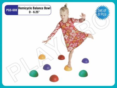 Hemicycle-Balance-Bowl Indoor School Play Essentials Delhi NCR