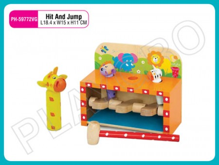 Hit And Jump Activity Toys Delhi NCR