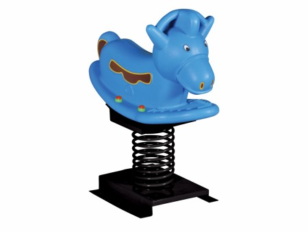 Horse Spring Rider Outdoor Play Equipments Delhi NCR