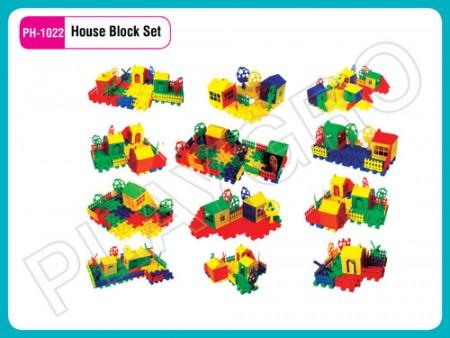 House Block Set Educational Toys Delhi NCR