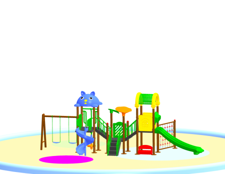 Jumbo Galaxy Centre Outdoor Play Equipments Delhi NCR