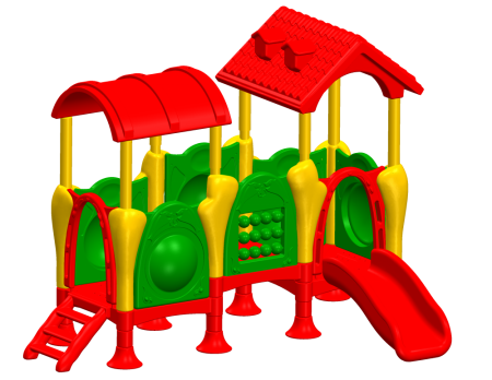 Jumbo Playcentre Outdoor Play Equipments Delhi NCR