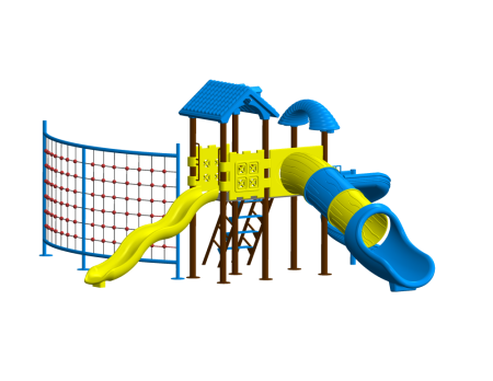 Kids Super Playzone Outdoor Play Equipments Delhi NCR