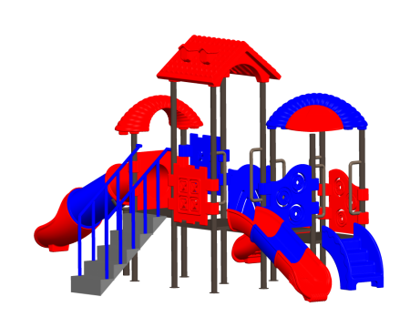 Kids Zone Playcentre Outdoor Play Equipments Delhi NCR
