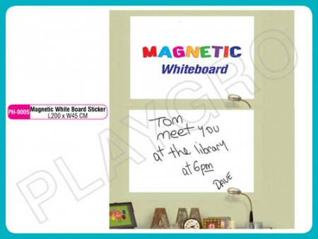 Magnetic White Board Sticker Activity Toys Delhi NCR