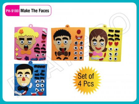Make The Faces Activity Toys Delhi NCR