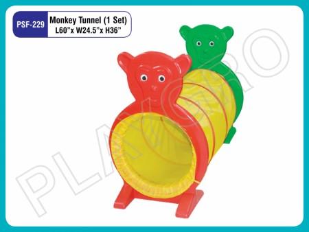 Monkey Tunnel Indoor Play Equipments Delhi NCR