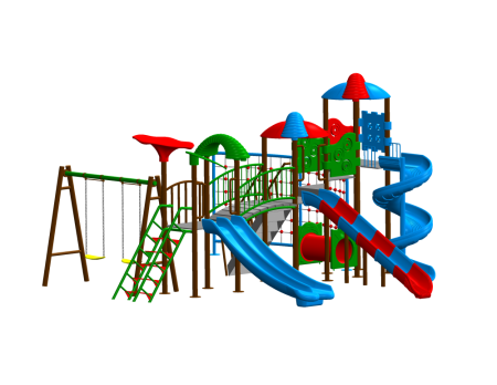 Multi Max Playzone Outdoor Play Equipments Delhi NCR