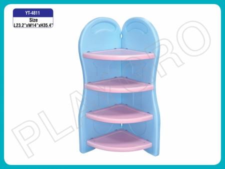 Multipurpose Shelves - With -4 Shelves Indoor School Play Essentials Delhi NCR