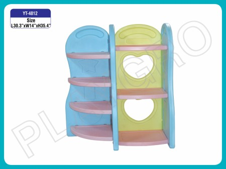 Multipurpose Shelves - With -7 Shelves Indoor School Play Essentials Delhi NCR
